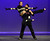 Alexandra Lengyel of Brentwood and Ricky Navarro of Pittsburg, members of the Black Diamond Ballet Theatre, rehearse to