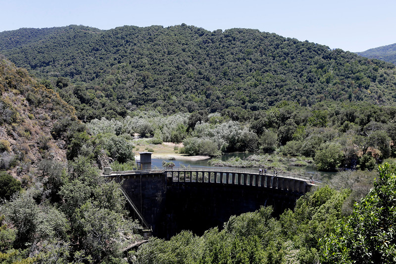 Photos: San Clemente Dam removal project set to begin