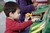 Benjamin Hansen, 4, helps color a dragon to celebrate Lunar New Year at the Mountain View Parent Nursery School in Mountain View, Calif. on Friday, Feb. 8, 2013. The Mountain View-Whisman School District has decided that if parents hold back an eligible child from kindergarten, it will help evaluate those children for kindergarten-readiness the following year. Some will be sent to first grade rather than kindergarten. (Gary Reyes/ Staff)