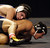 South San Francisco's Arthur Georgiyev, top, wrestles Servite's Johnny Beltran in a 182-pound second round match during the California Interscholastic Federation wrestling championships in Bakersfield, Calif., on Friday, March 1, 2013. Beltran would go on to win the match and advance to the third round. (Anda Chu/Staff)1