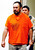 James Placencia enters court Friday May 20, 2005 in San Jose, Calif. Placencia, 43, is the husband of Anna Ayala, who is accused of planting a human finger in a bowl of Wendy's chili. Placencia appeared briefly on unrelated charges of failure to pay child support.  (AP Photo/George Nikitin)