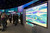A Hisense 110-inch Ultra HD LED television, the world's largest, is displayed during the first day of the Consumer Electronics Show (CES) in Las Vegas January 8, 2013. (REUTERS/Steve Marcus)