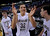 Archbishop Mitty's Aaron Gordon (32) celebrates after defeating Sheldon during the CIF Northern California Regional Basketball Championship Boys Open Division game at Sleep Train Arena in Sacramento, Calif. on Saturday, March 16, 2013. (Jose Carlos Fajardo/Staff)