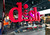 Workers build a booth for Dish, a satellite TV provider, as they prepare for the International CES show at the Las Vegas Convention Center in Las Vegas, Nev., on Jan. 4, 2013. The annual CES electronics technology trade show is expected to cover 1.85 million square feet of exhibition space and attract 150,000 attendees. The show begins Jan. 8. (REUTERS/Steve Marcus)