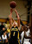 Wilcox High School's Caitlin Brown (1) fights for a rebound against Archbishop Mitty High School in the third period for the CCS Open Division Girls Basketball semifinals at Oak Grove High School in San Jose, Calif., on Wednesday, Feb. 27, 2013.  Archbishop Mitty High School won 52-37.  (Nhat V. Meyer/Staff)