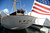 The Eros, a restored 1939 English schooner owned by Bill and Grace Bodle, is photographed in Richmond, Calif. on Thursday, Jan. 10, 2013. The Bodles have worked with the Sentinels of Freedom to provide sailing expeditions to wounded veterans. (Kristopher Skinner/Staff)