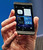 BlackBerry Chief Executive Officer Thorsten Heins displays one of the new Blackberry 10 smartphones without a physical keyboard at the BlackBerry 10 launch event by Research in Motion at Pier 36 in Manhattan on January 30, 2013 in New York City. (Photo by Mario Tama/Getty Images)