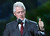 Former U.S. President Bill Clinton speaks during a Samsung keynote address at the 2013 International CES at The Venetian on January 9, 2013 in Las Vegas, Nevada. (Photo by Justin Sullivan/Getty Images)