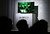 The new LG OLED TV is displayed during an LG press conference during the 2013 International CES at the Mandalay Bay Convention Center on January 7, 2013 in Las Vegas, Nevada. (Photo by Justin Sullivan/Getty Images)