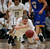 Mitty's Connor Peterson dives for a ball in the second quarter during the CCS Open Division boys basketball finals at Santa Clara University in Santa Clara, Calif. on Saturday, March 2, 2013. The Archbishop Mitty Monarchs played the Serra Padres. (Jim Gensheimer/Staff)