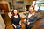 Interior designer Nan Walz, right, used HOUZZ to help design the interior of homeowner Shirley Fuller's home in Danville, Calif. They are pictured discussing the results on Wednesday, March 6, 2013. HOUZZ with 14 million users, has virtually invented the on line home remodelling and interior design experience.  (Jim Stevens/Staff)