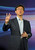 Dr Stephen Woo, president of Samsung's Electronic Device Solutions, speaks during Samsung's press conference at the 2013 International CES at the Las Vegas Convention Center on January 9, 2013 in Las Vegas, Nevada. (JOE KLAMAR/AFP/Getty Images)