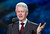 Former U.S. President Bill Clinton speaks during a Samsung keynote address at the Consumer Electronics Show (CES) in Las Vegas January 9, 2013. (REUTERS/Steve Marcus)