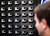 A man demonstrates the capability run 30 GoPro cameras simultaneously at the GoPro booth on the first day of the Consumer Electronics Show (CES) in Las Vegas January 8, 2013. (REUTERS/Rick Wilking)