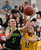 Miramonte High's Allison Miller (5) left, goes up for a basket as Bishop O'Dowd High's Daniella Williams (21) blocks in the second period of their Division III North Coast Section basketball game in Dublin, Calif., on Saturday, March 2, 2013. Bishop O'Dowd High went on to win the game 77-48. (Doug Duran/Staff)