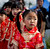 Maida Liu, 4, was the youngest dancer to perform at the Lunar New Year Festival in Millbrae, Calif. on Saturday, Feb. 16, 2013.