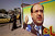 A man walks past a large campaign poster for Prime Minister Nouri al-Maliki in Tahrir Square in Baghdad, Iraq. Ten years on, Iraqís long-term stability and the strength of its democracy remain open questions. The country is unquestionably freer and more democratic than it was before the