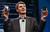 BlackBerry Chief Executive Officer Thorsten Heins displays the new Blackberry 10 smartphones at the BlackBerry 10 launch event by Research in Motion at Pier 36 in Manhattan on January 30, 2013 in New York City. (Photo by Mario Tama/Getty Images)