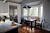 The kitchen in David Hew's home, was remodeled with the help of the app and online site, Houzz, in Los Altos, Calif. on Wednesday, March 6, 2013.  (LiPo Ching/Staff)