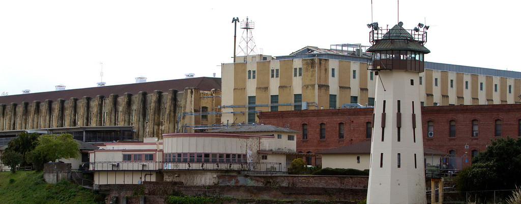 ". A view of San Quentin State Prison, including a guard tower, near the northeast entrance. California\'s juvenile justice laws are shifting to reflect four recent U.S. Supreme Court decisions. Justice Anthony Kennedy\'s 5-4 majority opinion in the 2005 case of Roper v. Simmons, which outlawed the death penalty for juvenile offenders, is often cited by reformers. ""The reality that juveniles still struggle to define their identity means it is less supportable to conclude that even a heinous crime committed by a juvenile is evidence of irretrievably depraved character,\"" wrote Kennedy, noting teenagers are reckless and malleable. \""From a moral standpoint it would be misguided to equate the failings of a minor with those of an adult, for a greater possibility exists that a minor\'s character will be reformed.\"" (John Green/Bay Area News Group)"