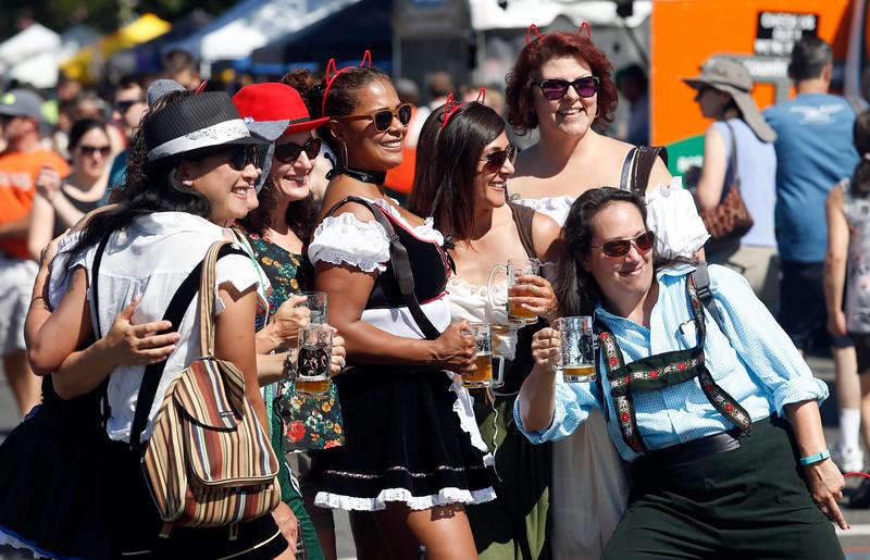 2015 Oaktoberfest Beer Festival