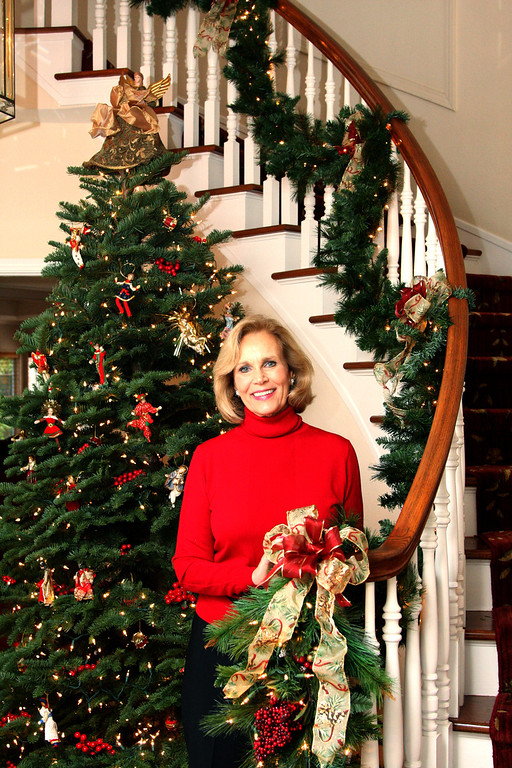 . Gladys Young is photographed in the foyer of her Danville, Calif., home on Wednesday, Nov. 28, 2012.  (Jim Stevens/Staff)