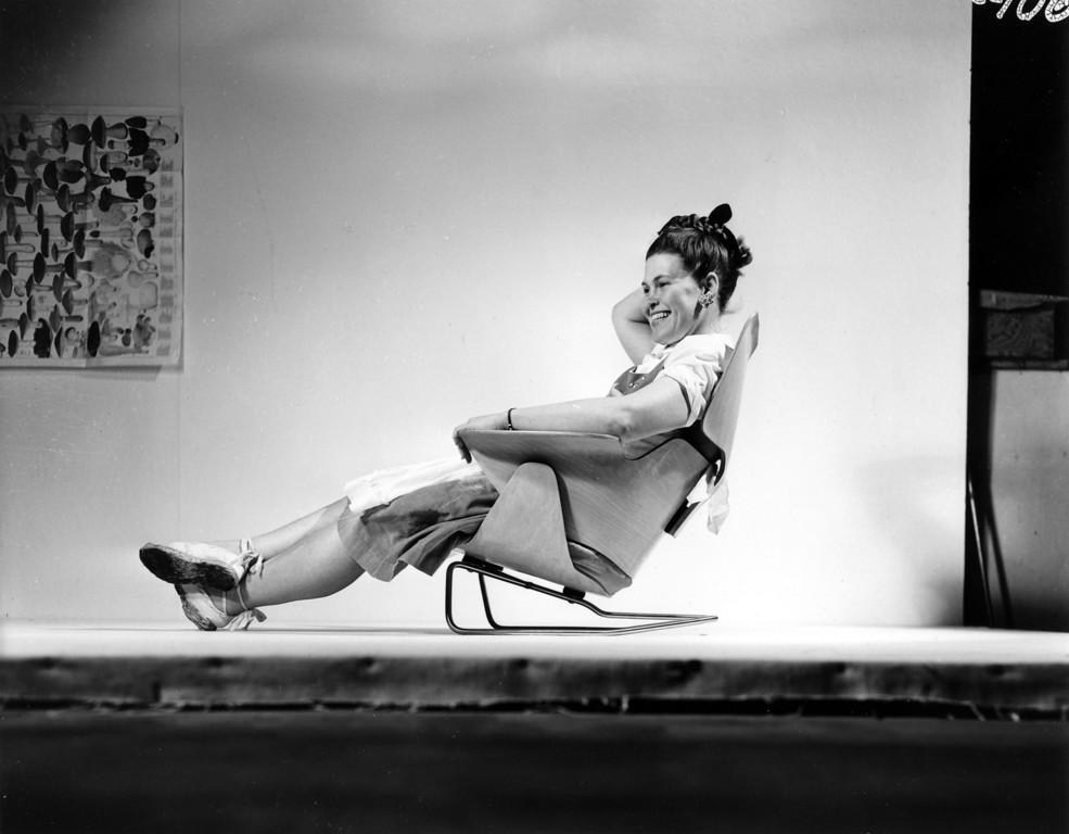 . Ray Eames, 1946 Copyright 2013 Eames Office, LLC (eamesoffice.com)