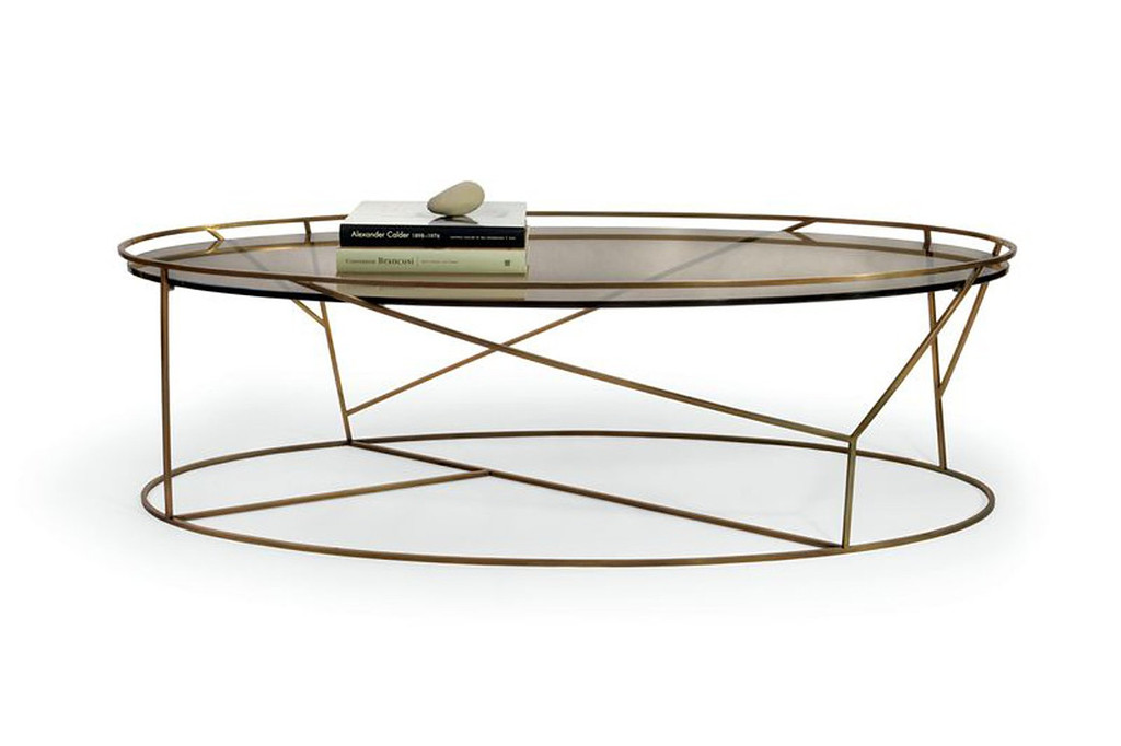 . The Thicket Oval Table by Ted Boerner, Inc. Howard Hill.