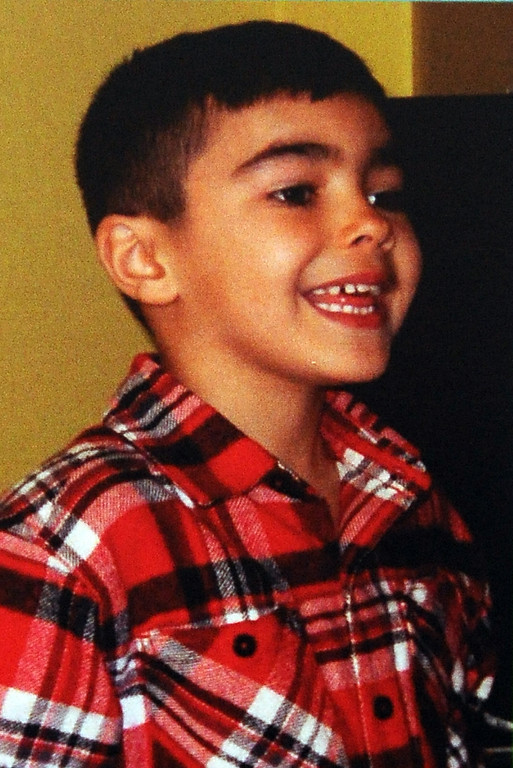 . Gabriel Martinez, 5, killed Dec. 30, 2011 54th Avenue and International Boulevard. Gabriel was shot and killed while following his father, who was taking out the trash near the taco truck he owned. (Family photo)